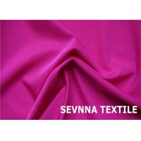 Advance Knitting Recycled Swimwear Fabric For Water Repellent Finish Wetsuits Manufactures