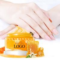 China Gentle Relieve Hydrating Hand Cream Natural Honey Ingredient Improve Rough Skin on sale