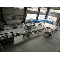 High Performance Full Automatic Pure Water Production Line Air Deliver System