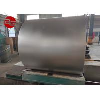 Z30 / Z275 Zinc Coated Iron Sheet Galvanized Steel Roll For Roofing Sheets Manufactures