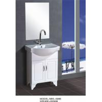 60 X48X85/cm PVC stand bathroom cabinet / bathroom vanity / with mirror for bathroom Manufactures