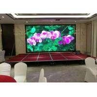 14 Bit Modular P3.91 Outdoor Led Screen Hiring 1920hz Front Maintained Manufactures