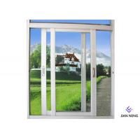 Thermal Break Insulated Aluminium Windows And Doors With Double Glazed Glass Manufactures