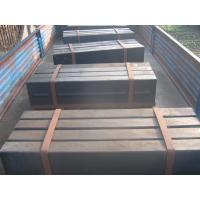 Iron High Cr Impact Plates Alloy Steel Castings More than HRC60 DF054 Manufactures