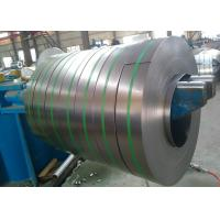 Zinc Coated Steel Strip Coil SGCC Slitted For Channel Pipes Materials PPGI  PPGL Manufactures