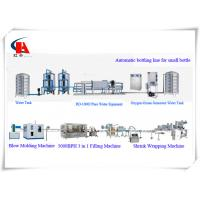 China Pure Water Production Machine , Bottled Water Production Equipment 1 - 10 Ton/H on sale
