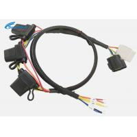 Complex Custom Made Automotive Wiring Harness Bare Copper With Inline Screw 30A Fuse Holder Manufactures