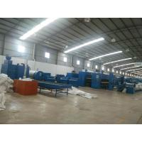 China Greenhouse Recycled Fiber Felt Making Machine With Product Weight 100~1000g/M2 wholesale