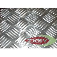 Alloy Diamond Plate Aluminum Anodized For Ceilings , Aluminium Tread Plate Manufactures