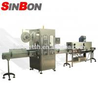 Auto Shrink Sleeve Labeling Machine auto shrink sleeve labeling machine Manufactures