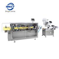 Full automatic Plastic ampoule packing machine for form-fill-seal-label Manufactures