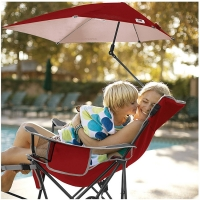 China Instant Pop Up 1000D Oxford Fishing Camping Chair on sale