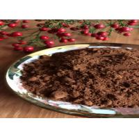 Buy cheap HALAL AF01 Alkalized Cocoa Powder PH Value 6.2-6.8 For High End Chocolate from wholesalers