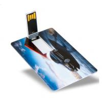 China High Speed USB Credit Card Flash Drive Thumb Drive  81*54*4mm  	Lifetime Warranty on sale