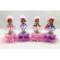 Stylish Noble Exquisite Musical Porcelain Dolls For Thanksgiving Manufactures