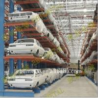 Loading Structure Cantilever Steel Storage Racks  Double Faces Style Storage Manufactures