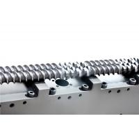 STS 65 Plastic Wood Extruder Screw Elements Good Dimensional Stability