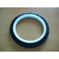 China Bristles Babcock Brush Wheel Lightweight for Stenter Machinery Parts on sale