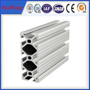 OEM aluminium profiles/aluminium bar supplier, produce aluminum t slot extrusions Manufactures