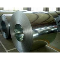 China Good Thermal Resistance Hot Dip Galvanized Steel Coil , CS Type C Grade on sale