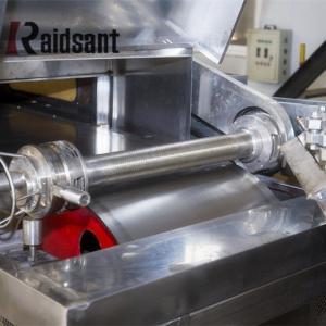 China Steel Belt Pastiller Wax Pastilles Machine Paraffin Wax Melting Material on sale