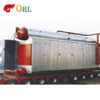 Quality Customization Power Plant Boiler , Oil Gas Fired Steam Boiler Low Pressure for sale
