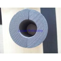 Cellular Glass Pipe Insulation Use In Petroleum , Thermal Glass Wool Manufactures