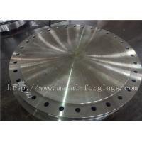 Max OD 3000mm ASME F316L stainless steel discs 16 Inch Intergranular Corrosion Test and UT Test Manufactures