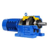 R147/R87 Ratio 533/426/189 220v gear motor speed reducer for electric motor Manufactures