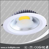 Diamond Level Quality 20w recessed led downlight Manufactures