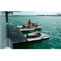 Inflatable water platfrom sup dock jet ski dock for sale Manufactures