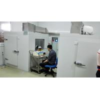 3M³ Environmental Test Chambers Clean Air Delivery Rate Testing Single Phase 50-300 V Manufactures