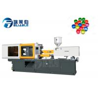 China Reliable Cap Injection Molding Machine Multi Stage Injection Speed on sale