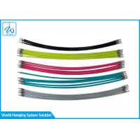 China Customized Color PVC Coated Stainless Wire Rope For Security Lock on sale