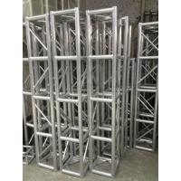 Stage Screw Aluminum Square Truss , Silver Tube Truss System Manufactures
