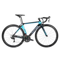 China Holographic Colour 22 Speed Road Bike , 700c Road Bicycle High Modulus Carbon on sale