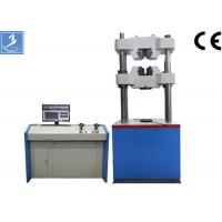 China Computer Rubber Tensile Testing Machines 1000KN With Panasonic Servo Motor / PC Display on sale