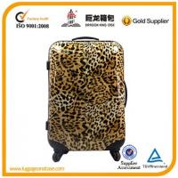 China Trolley luggage with wheels on sale