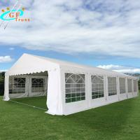 China 30M Aluminum Party Tent For Outdoor Car Show PVC Coated Polyester Textile on sale
