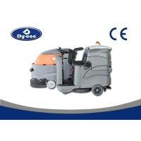 Dycon Saving Time Floor Cleaner Robot , Floor Scrubber Dryer Machine With A Lock Manufactures