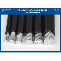 China IEC Standard Aluminum Core Xlpe Insulated Aerial Cable 1C*95sqmm Size on sale