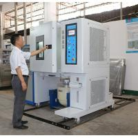 Vertical Environmental Shaker , Combined Climate And Vibration Chamber Manufactures