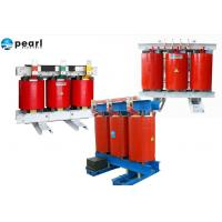 Large Capacity Copper Cast resin Dry Type Transformer for Energizing Power System Manufactures