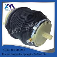 Rubber Air Spring Rear Left Air Suspension Bellow For Audi A6 C6 4F0616001J Manufactures