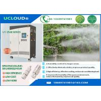 Summer Cooling High Pressure Water Mist Nozzles For Water Mist System Manufactures