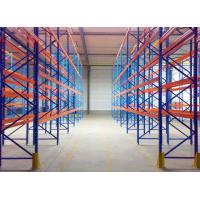 Durable Heavy Duty Storage Racks  ,  2 T Per Layer Pallet Storage Shelves Manufactures