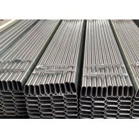 Circle / Square / Rectangle / Ellipse galvanized, oiled, black Welded Steel Pipes / Pipe Manufactures
