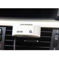 China Cars Micro Auto Air Purifier Ozone Generated Technology To Deodorize , Clean Air on sale