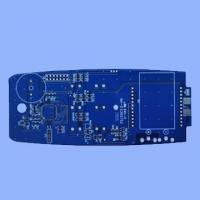 RoHS compliant 2 layer PCB for test and control product Manufactures