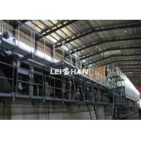 China 50TPD Fluting Paper Machine For Test Liner Board Paper Making on sale